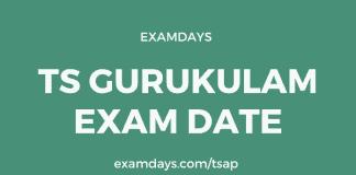 ts gurukulam exam date