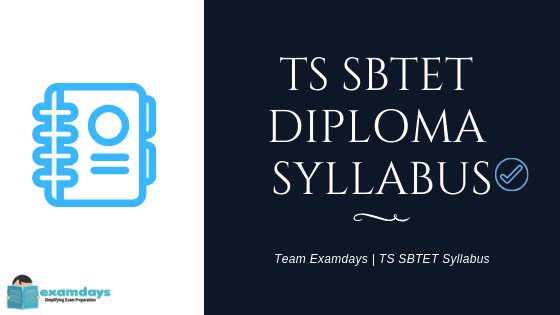 TS SBTET C-18 II Semester Syllabus for 2018-19 Complete Syllabus