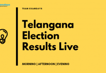 Telangana TS Election Results 2018 Live TRS, Congress, BJP, CPI, CPM, TDP, AAP, MIM Results