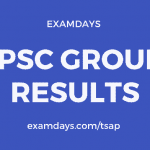 tspsc group 4 results