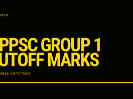 appsc group 1 cutoff marks