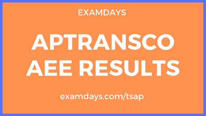 aptransco results