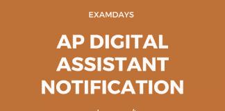 ap digital assistant notification