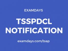 tsspdcl notification