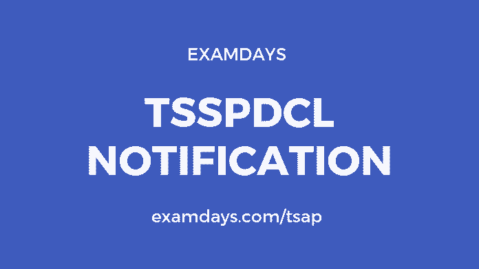 tsspdcl notification