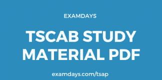 tscab study material