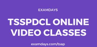 tsspdcl online video classes