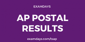 ap postal results