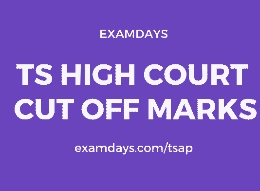ts high court cut off marks