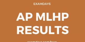 ap mlp results