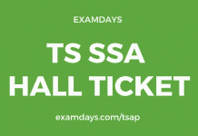 ts ssa hall ticket