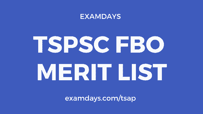tspsc fbo merit list