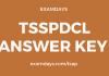 tsspdcl answer key