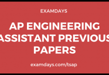 ap engineering assistant previous papers pdf download