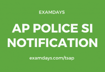 ap si notification
