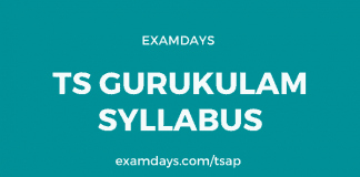 ts gurukulam syllabus pdf
