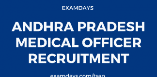 govt medical officer jobs in ap