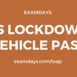 ts lockdown pass