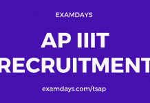 ap iiit notification