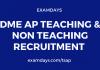 dme ap teaching jobs