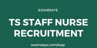 ts staff nurse notification