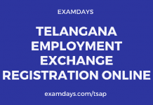how to apply employment card in telangana