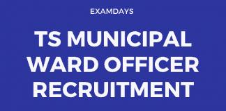 ts municipal ward officer notification