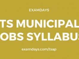 ts municipal syllabus