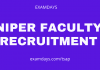 niper faculty recruitment