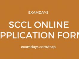 sccl online application