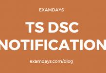 ts dsc notification