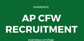 cfw.ap.nic.in recruitment