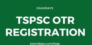 tspsc otr registration