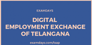 digital employment exchange of telangana